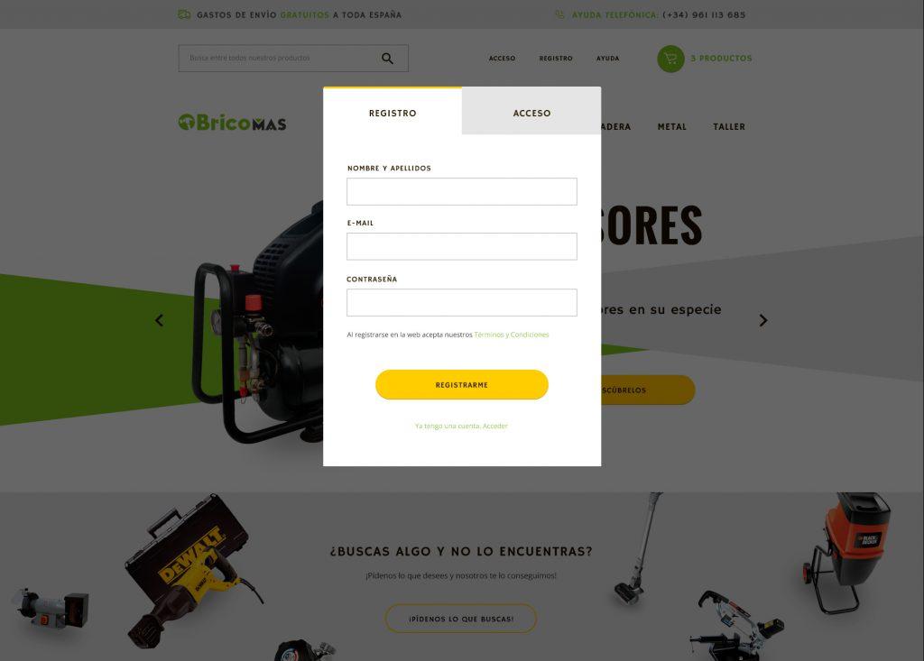 Registro-acceso